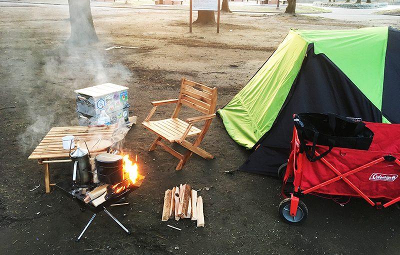 はじめてのソロキャンプ テント 何を基準に選べばいい?
