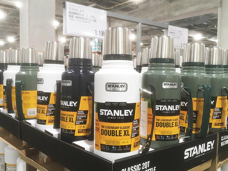コストコ STANLEY スタンレー STANLEY-ウルトラ真空断熱ボトル 1.89L