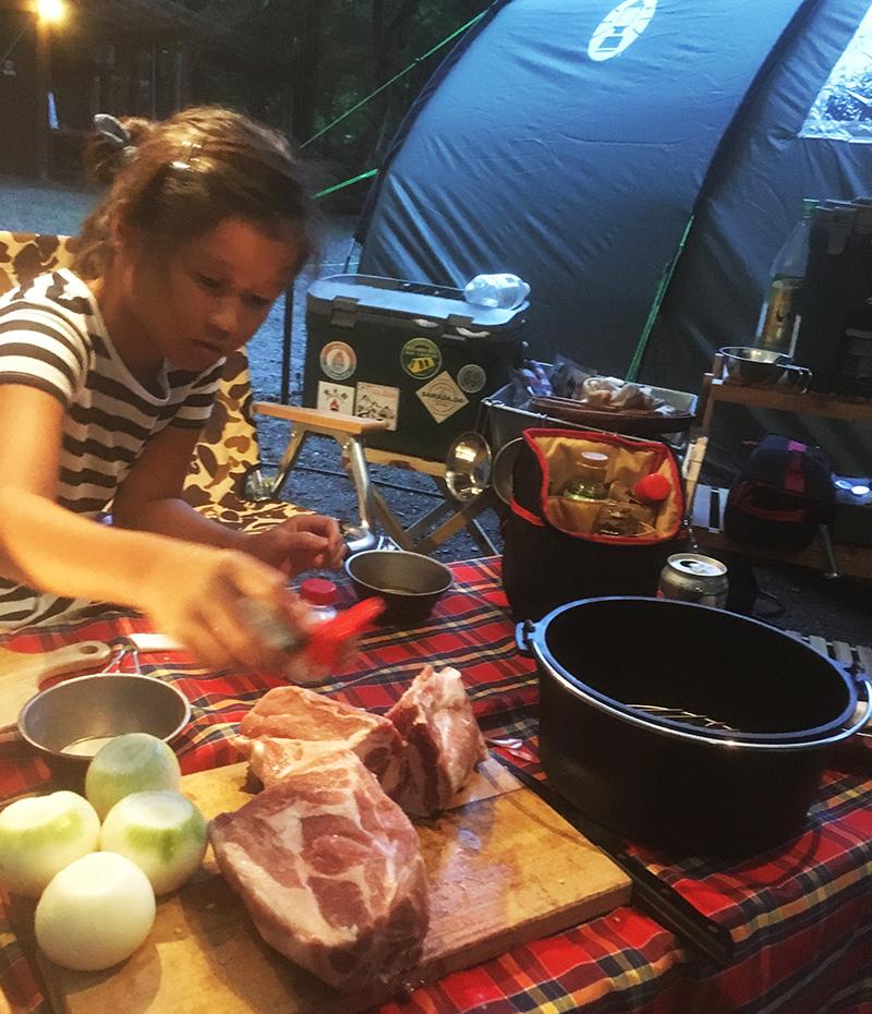 コストコ 肉 キャンプ料理