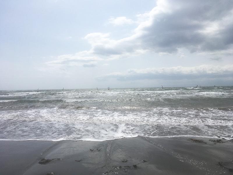 なぎさホテル 逗子の海