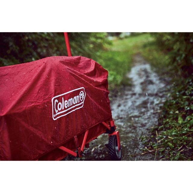 コールマン アウトドアワゴン 雨用 雨対策 アクセサリー