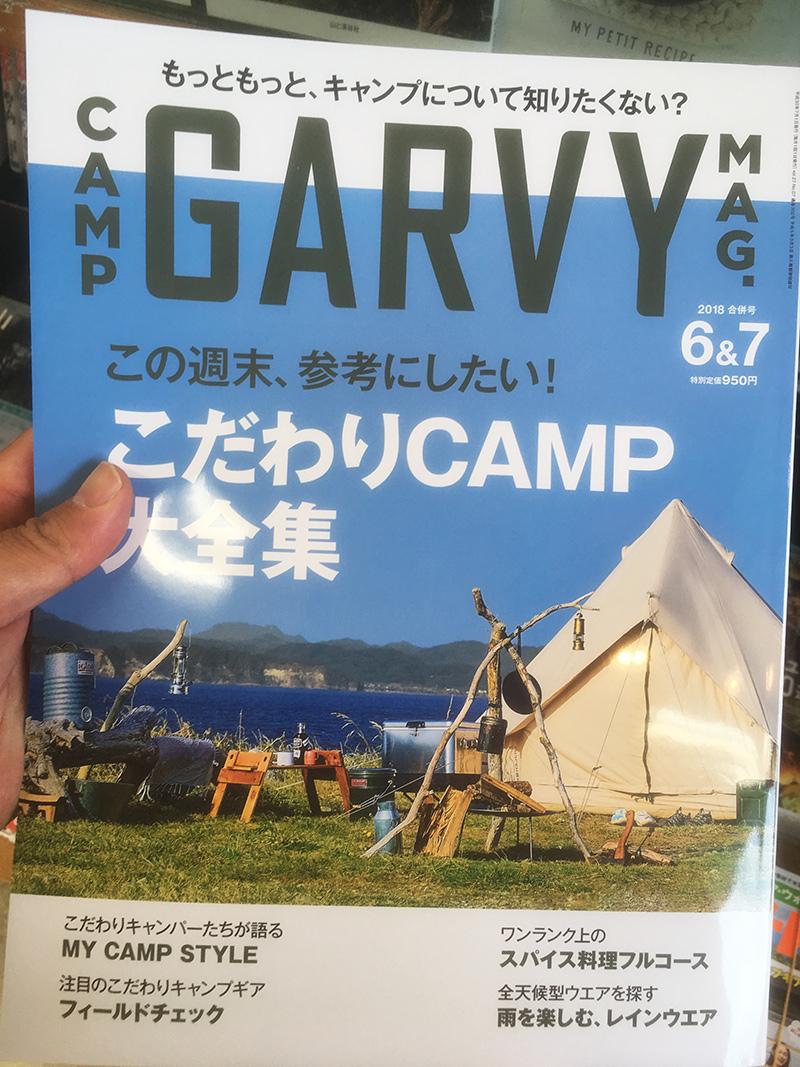 GARVY(ガルヴィ) 2018年6・7月号 雑誌
