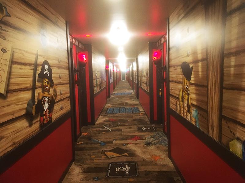 レゴランドホテル パイレーツ