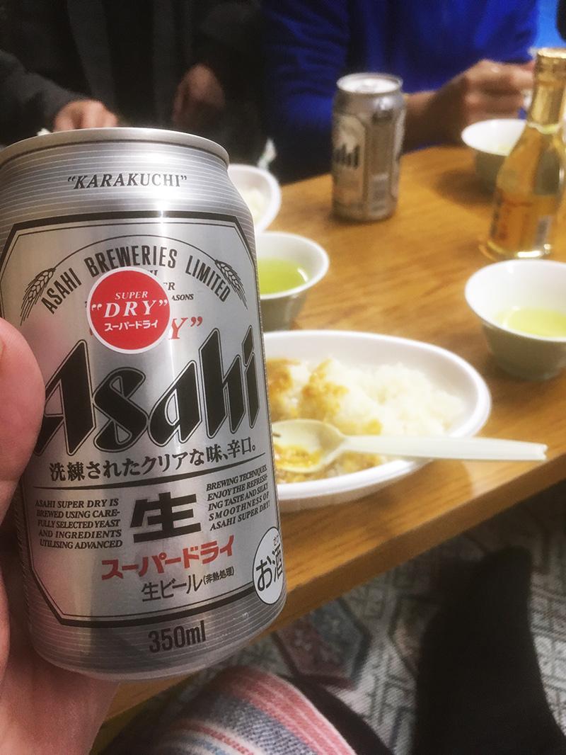 富士山の山小屋 お酒 アルコール