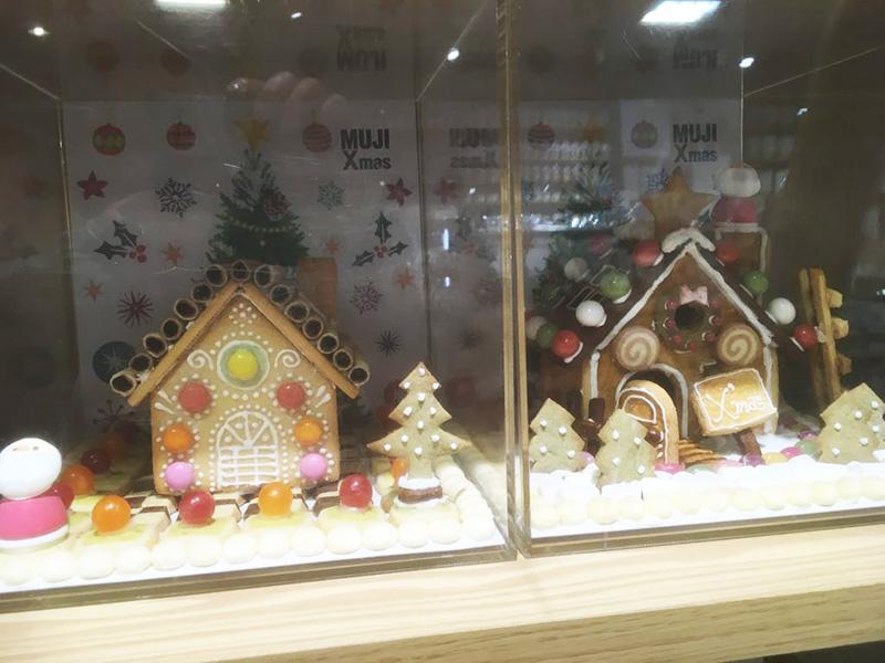 クリスマスケーキの変わりにも 自宅でお菓子の家を作る