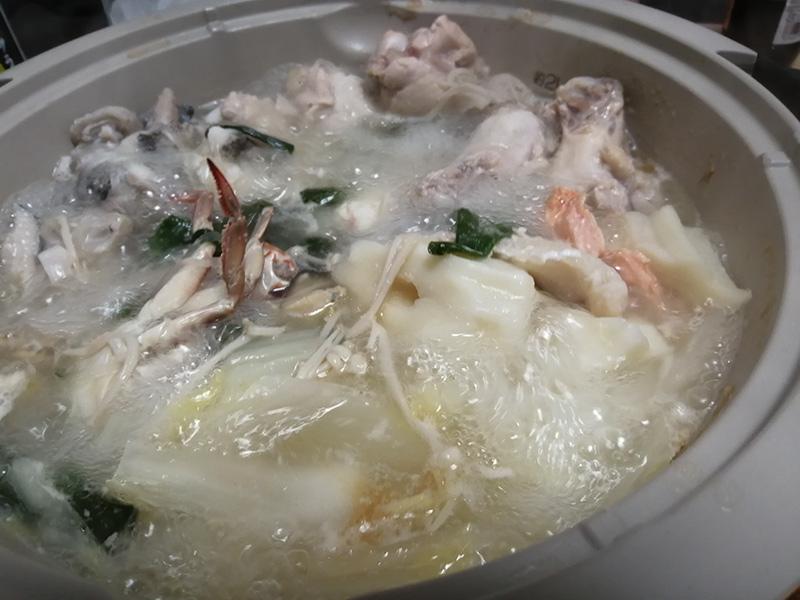 1日1食ダイエット お鍋レシピなど