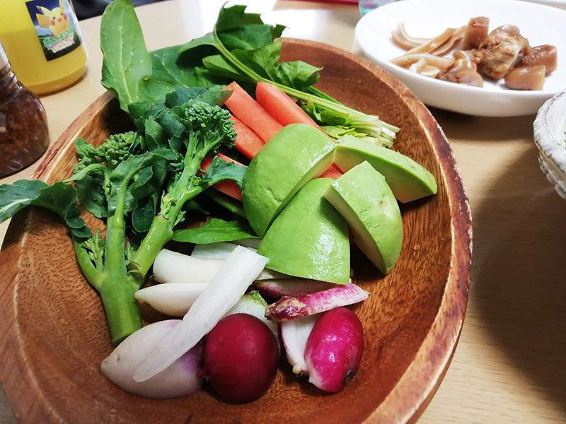 1日1食ダイエット サラダを食べる