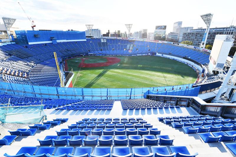 横浜スタジアム ウィング席 概要 座席は?