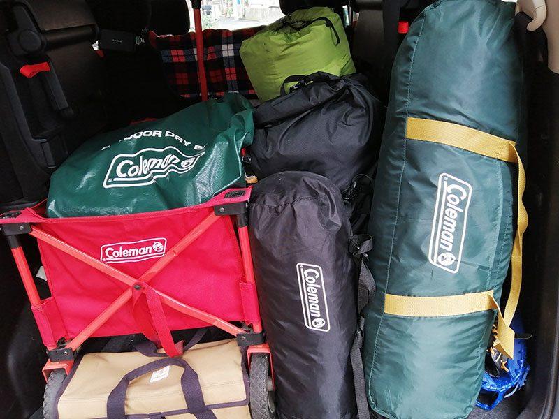 キャンプ 中止にする決断もキャンプの1つ