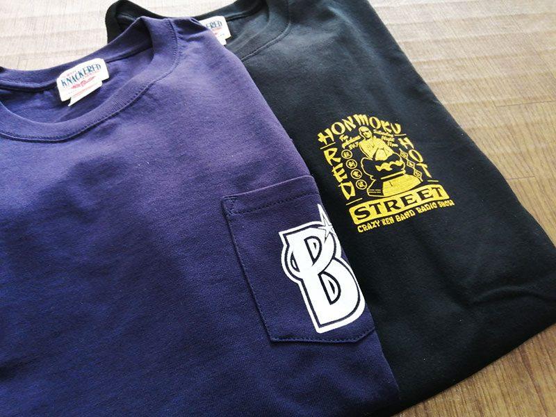クレイジーケンバンド オリジナルTシャツ