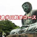 鎌倉大仏 鎌倉さんぽ 江ノ島 半日コース