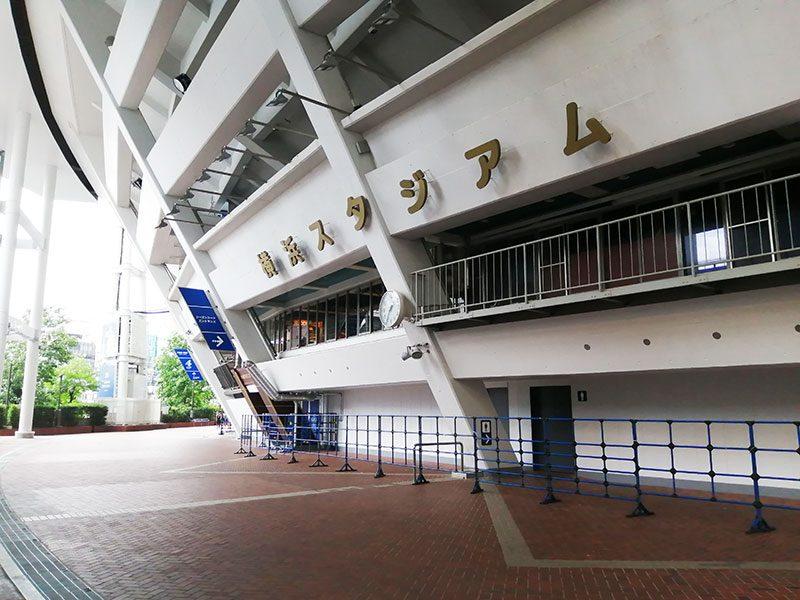 横浜スタジアム ショップ 営業時間