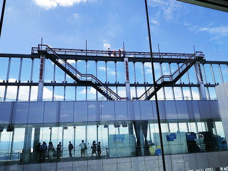 日本一高いビル あべのハルカス アトラクション