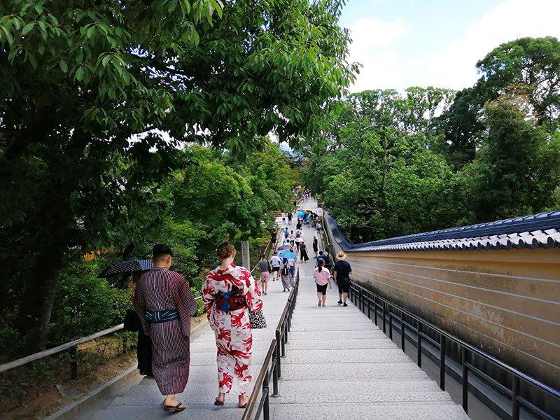 京都観光 自転車 観光