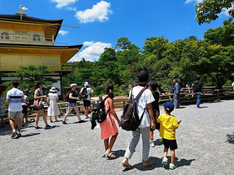 金閣寺 駐輪場はある? 京都自転車観光
