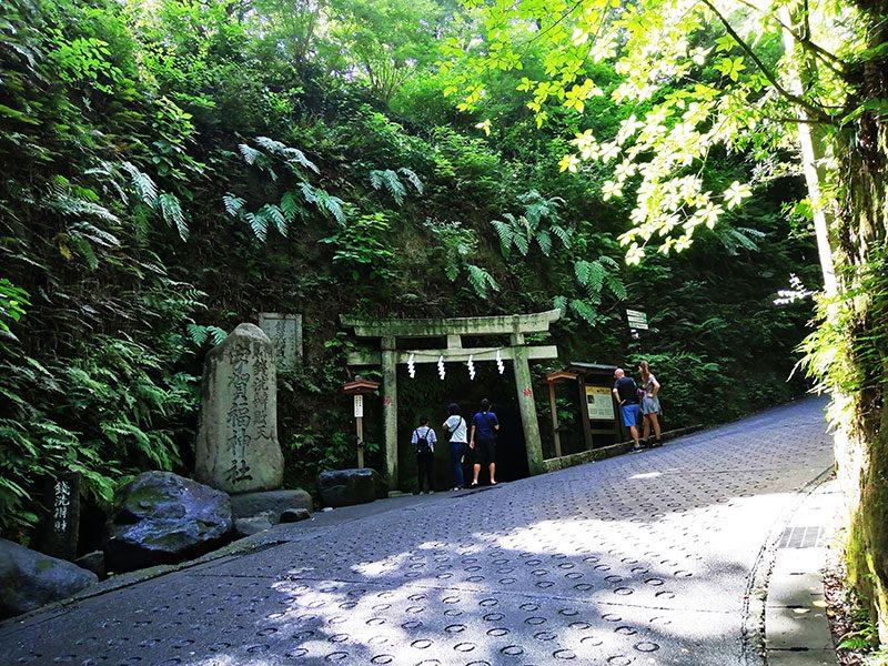 鎌倉散歩 おすすめのコース 銭洗弁財天