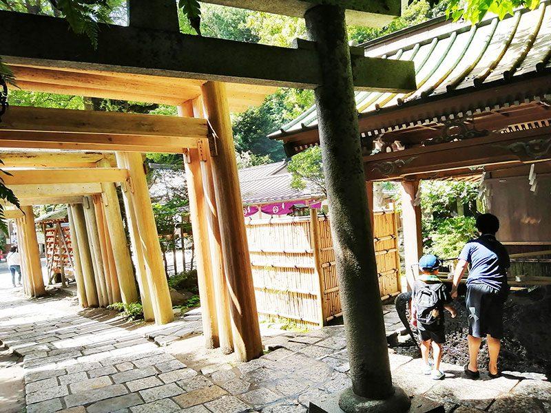 鎌倉散策 おすすめの神社 銭洗弁財天