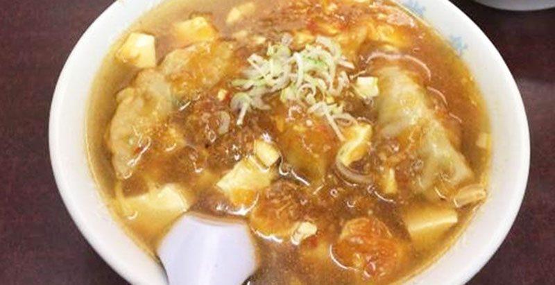 方南町 マーボーギョウメン 販売している中華料理店