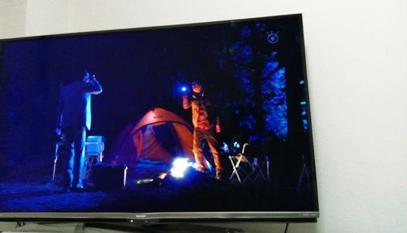 世にも奇妙な物語 ソロキャンプ 使っていたテントは何?