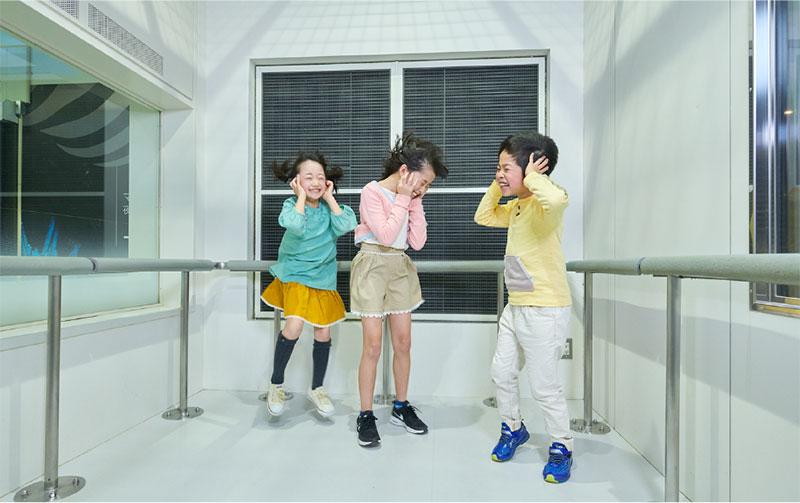オービィ横浜 子供が泣いたアトラクションは?