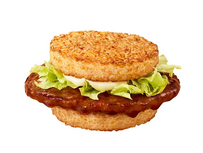マクドナルド ごはんテリヤキバーガー食べた感想は?