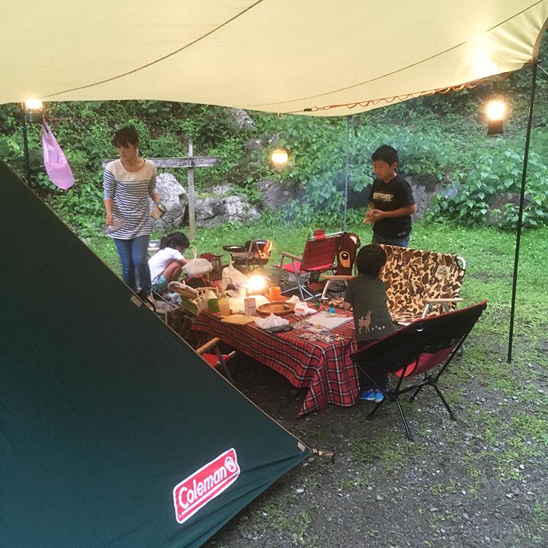 キャンプ未経験 ファミリーキャンプでおすすめのテントはどれ?