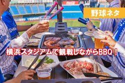 横浜スタジアム ベイディスカバリーBOXシート 2020年 BBQができる席 感想