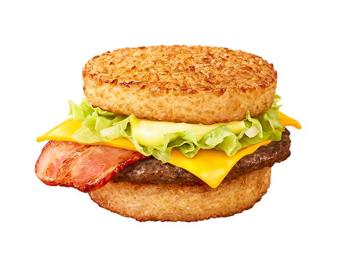 マクドナルド ごはんベーコンレタスバーガー食べた感想は?