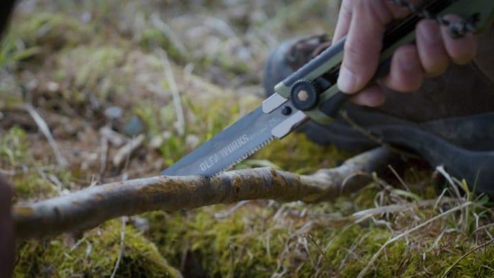 子供でも使えるナイフ キャンプ アウトドアナイフ