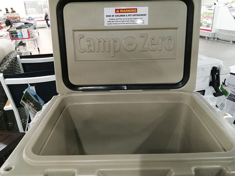 コストコ キャンプゼロのクーラーボックスはどう?