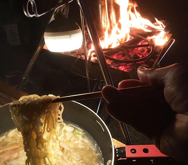 キャンプ 料理 どうやって作ってる?