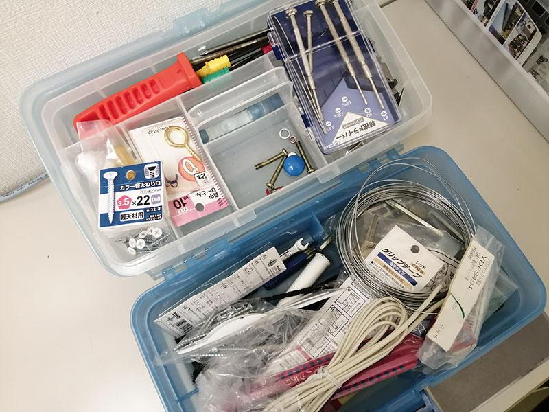 おすすめの工具入れは?使いやすい工具箱は?