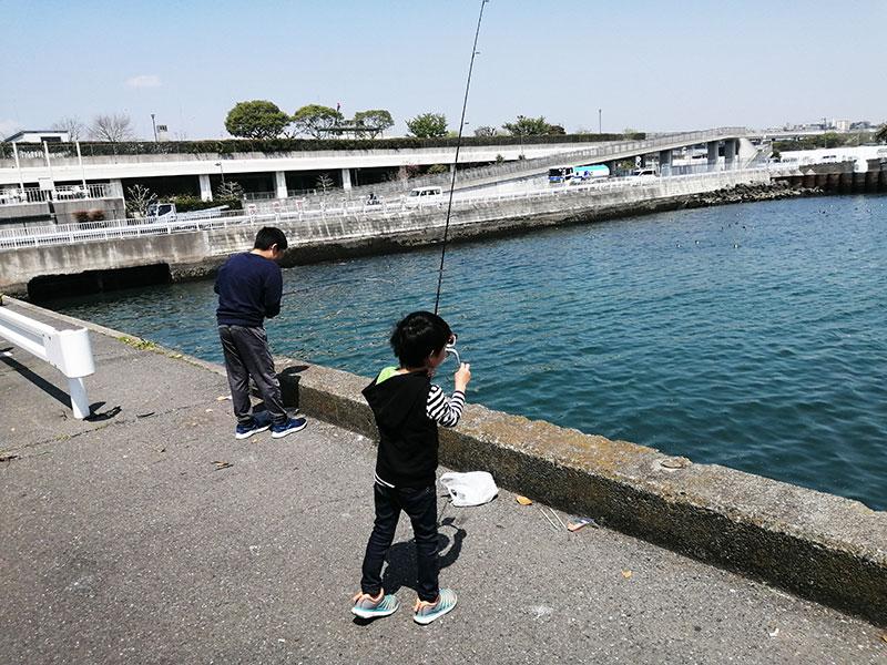 横浜 海釣り初心者におすすめの釣り場はどこ?