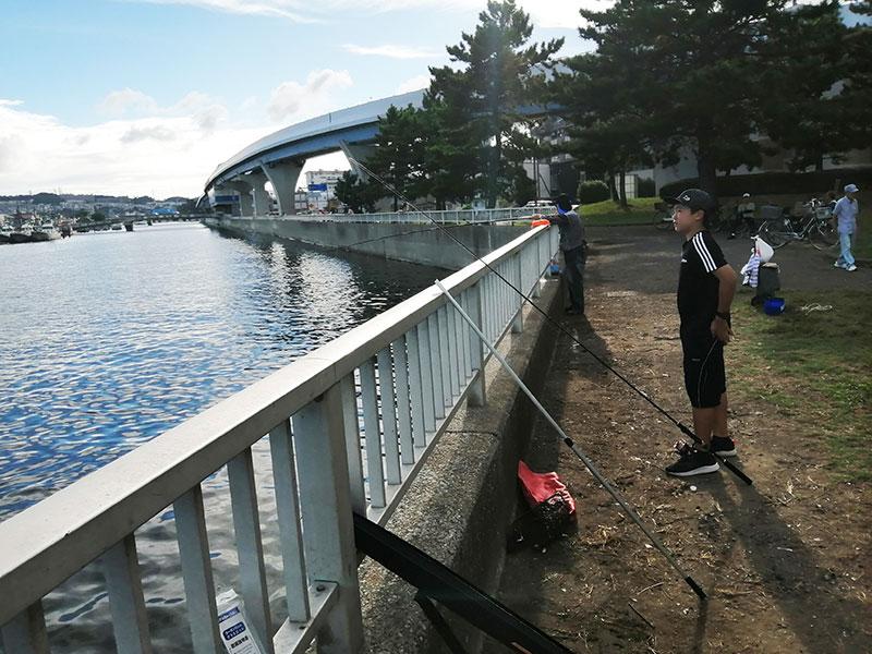 横浜でアジが釣れる場所はどこ?無料