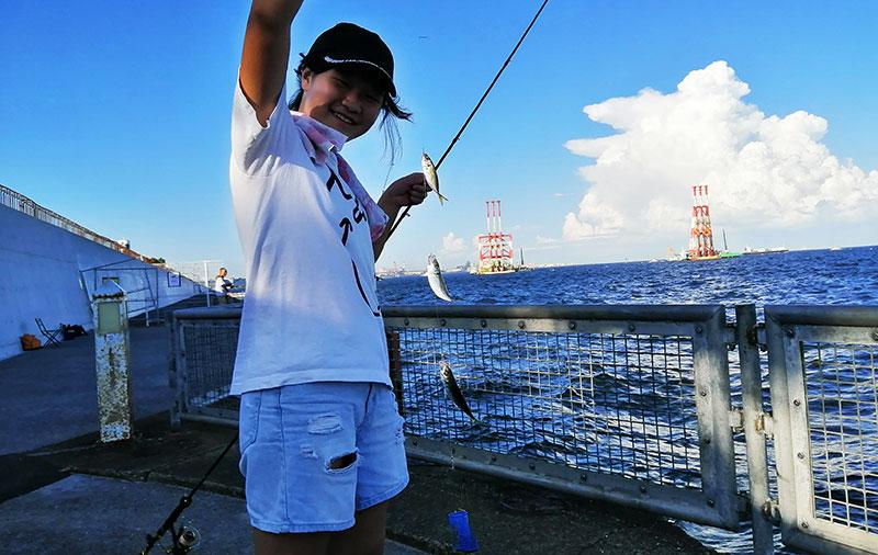 子供とサビキ釣りをするにはサビキとトリックサビキはどちらがいい?