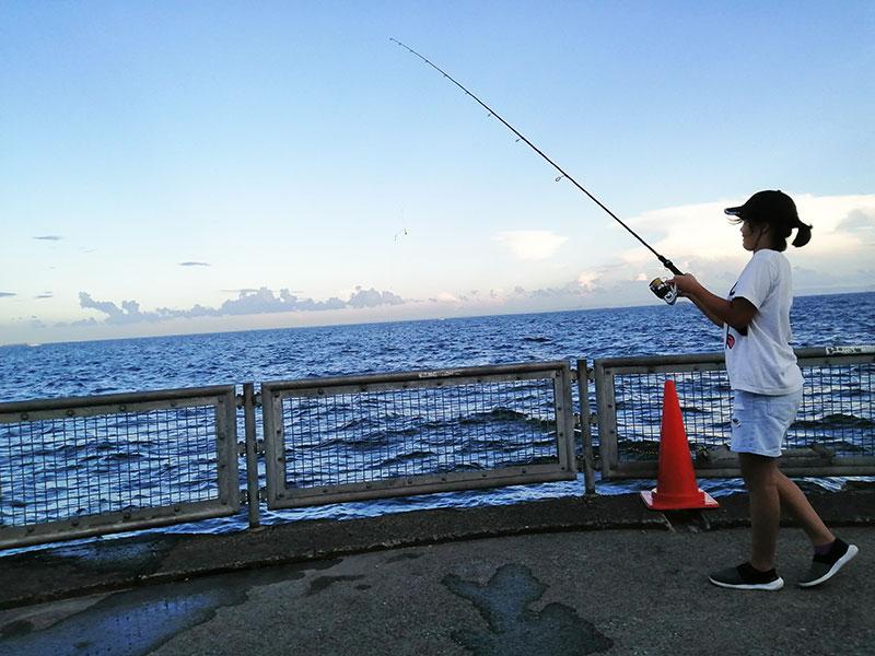 本牧海釣り施設 サビキ釣りは釣れる?