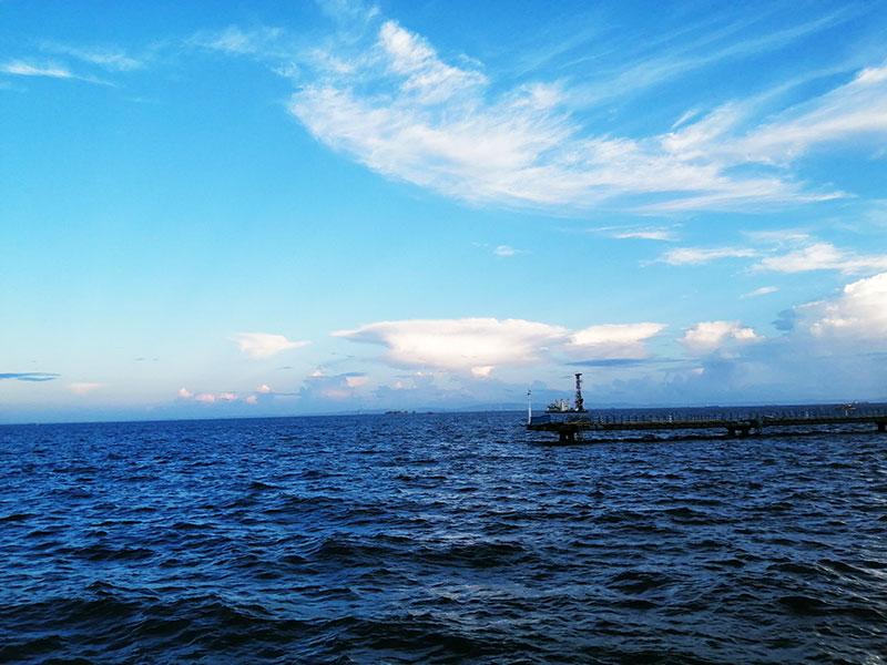 本牧海釣り施設 桟橋の状況は?