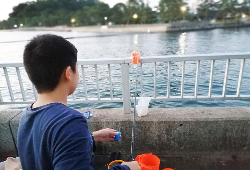はじめての海釣り はじめてのサビキ釣り 用意する物は?