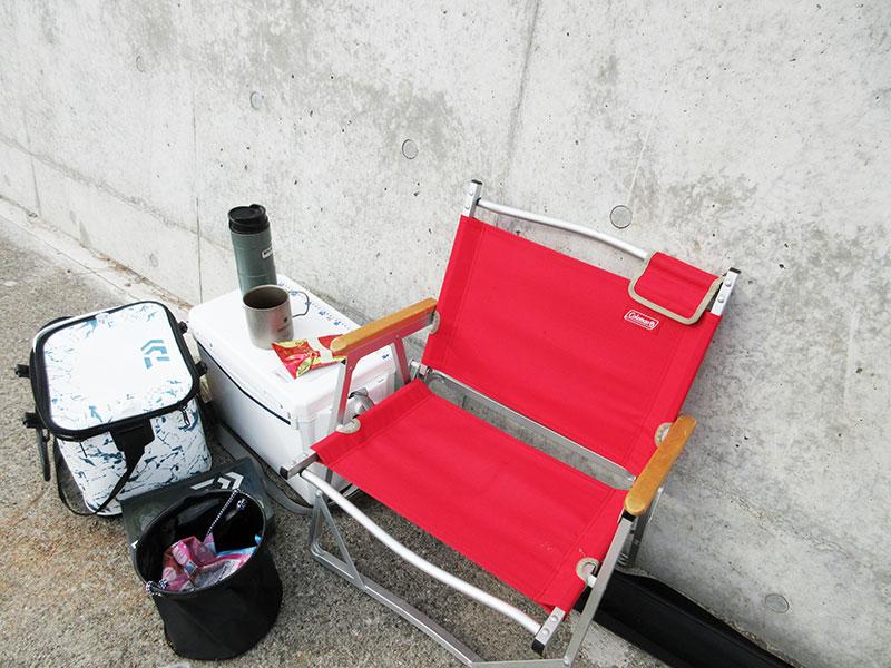 海釣り用椅子 人気の海釣り用チェアは?
