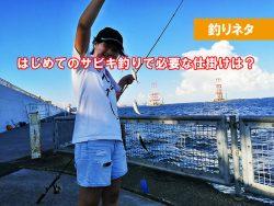 サビキ釣り 未経験でも釣れるの?