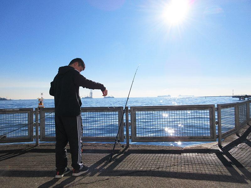 海釣り未経験 サビキ釣りに必要な道具は?