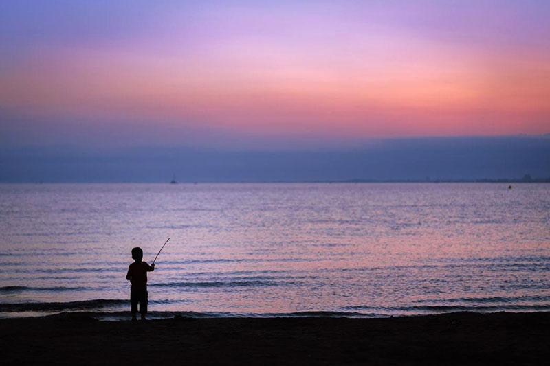 海釣り 未経験 用意する釣り具は?