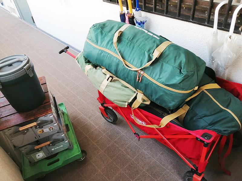 自分達で引っ越し 荷物を運ぶのに便利な台車は?