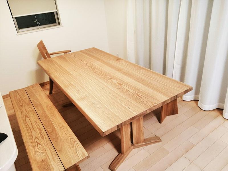 木のテーブル コンロを使う際にはバーナーシートは必要?