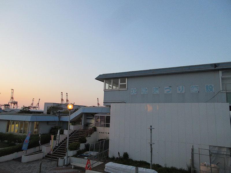 本牧海釣り施設 ゴールデンウィークは混む?