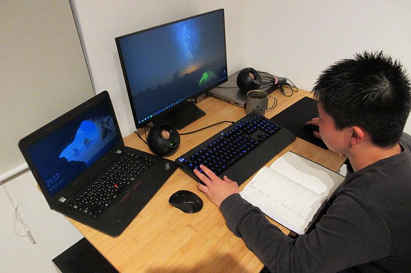 広さがあるデスクトップのパソコンテーブル おすすめは?