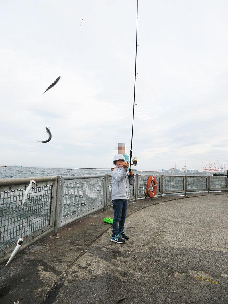 神奈川 子供でも釣れる秘密の場所は?