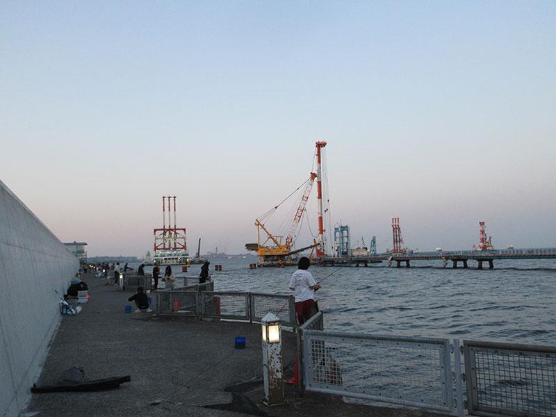 GW はじめての海釣りならどこがおすすめ? 本牧海釣り施設