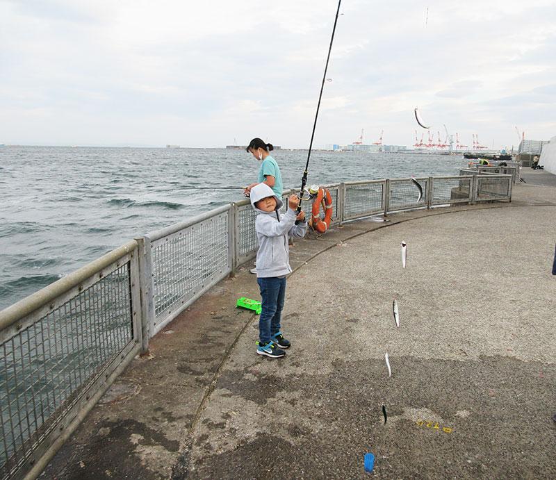GW 神奈川 横浜 海釣りができるおすすめの場所はどこ?