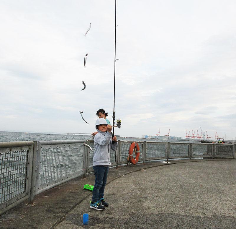 海釣り初心者がアジを釣るためにやることは?